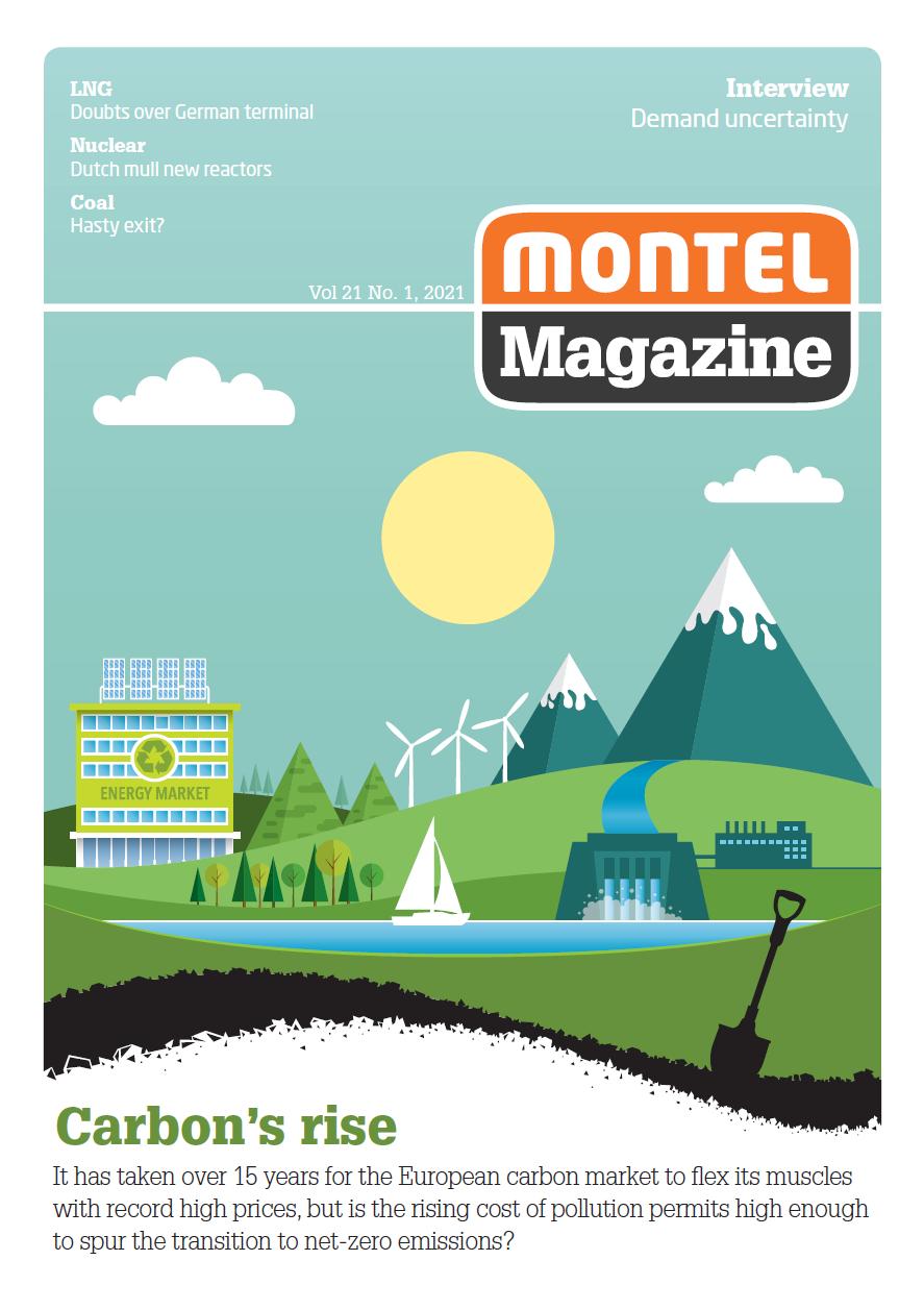 Montel Magazine 1 - 2021